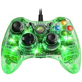 Afterglow Xbox 360 Wired Controller - Green