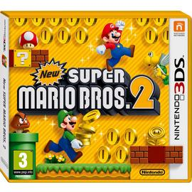 New Super Mario Bros 2 3DS Game