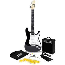 Buy 3rd Avenue 1 4 Size Junior Electric Guitar Black Electric Guitars Argos