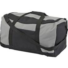 Go Explore Small Holdall - Grey