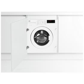 Beko WIY72545 7KG 1200 Integrated Washing Machine - White