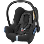 more details on Maxi-Cosi CabrioFix Group 0+ Black Raven Infant Carrier.