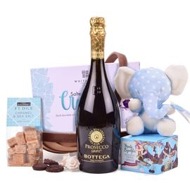 Hampers Of Distinction Baby Boy Hamper