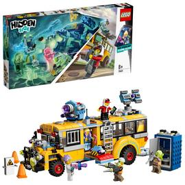LEGO Hidden Side Paranormal Intercept Bus AR Game Set- 70423