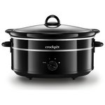 more details on Crock-Pot SCV655B-IUK 6.5L Slow Cooker - Black.