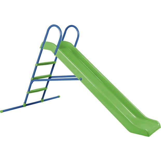 Buy Chad Valley 7ft Straight Slide - Green | Slides | Argos