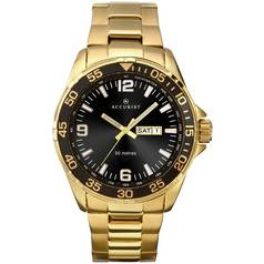 Accurist Men's Gold Plated Watch