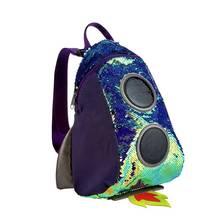 Imagination Station Rocket Backpack