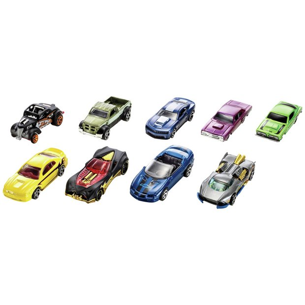 Possible TH Hot Wheels RANDOM Lot Of 20 Cars New And Open