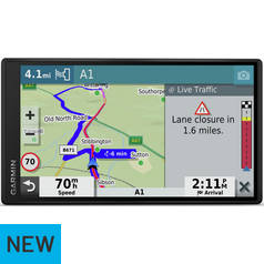 Garmin DriveSmart 55 MT-S 5.5 In Sat Nav EU Maps & Traffic
