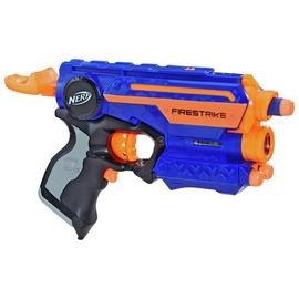 Nerf Firestrike Battle pack & 30 refill darts { 2 Blaster and dart Bundle} Best Price and Cheapest