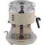 more details on De'Longhi ECOV310BG Vintage Espresso Coffee Machine - Cream.