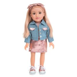 Chad Valley Designafriend Kylie Doll - 18inch/45cm
