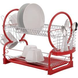 d775cd9d304b Dish Racks | Drying Racks & Cutlery Drainers | Argos