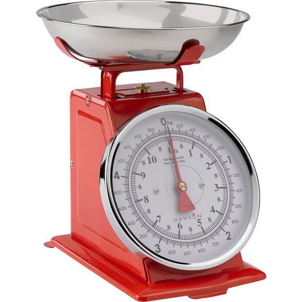 Hanson Kitchen Scales Uk