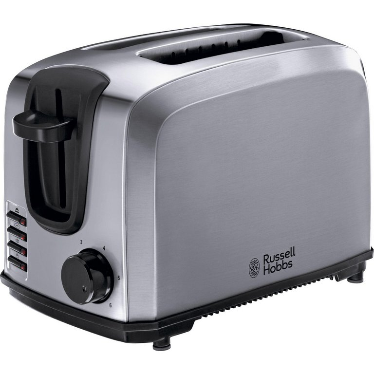 Buy Russell Hobbs Compact 2-Slice Stainless Steel Toaster 20880 at ... | {Toaster 58}