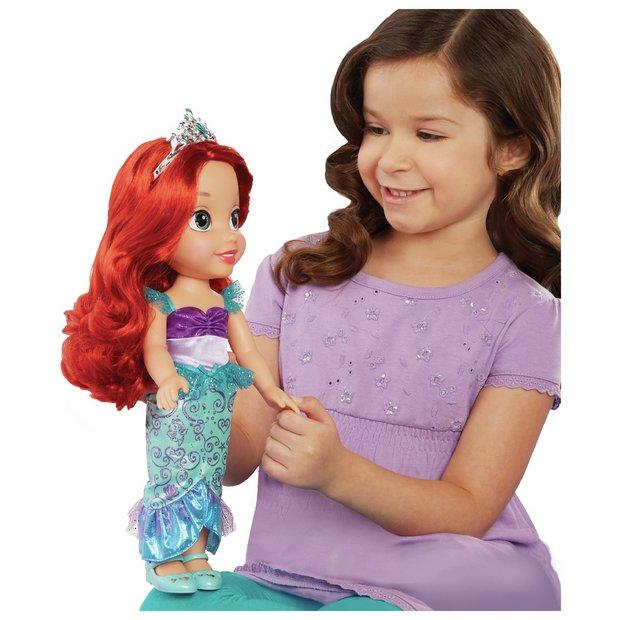 Buy Disney Princess Toddler Cinderella Doll At Argos Co Uk