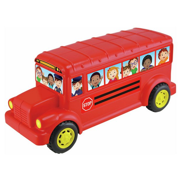 buy chad valley playsmart fun phonics bus electronic learning toys