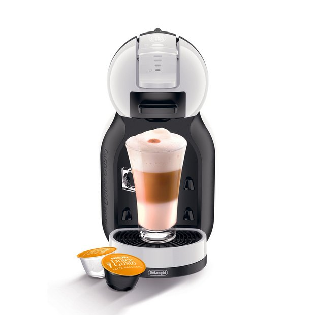 buy nescafe dolce gusto mini me automatic coffee machine white at your online. Black Bedroom Furniture Sets. Home Design Ideas