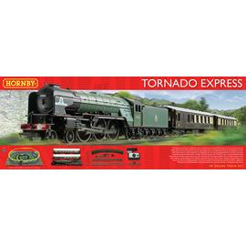 Hornby Tornado Express Train Set