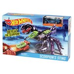 more details on Hot Wheels Scorpion's Sting Track Set.