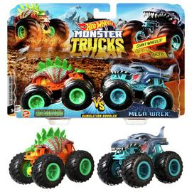 Hot Wheels Monster Truck Twin Pack