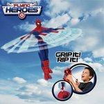 more details on Ultimate Spider-Man Flying Hero.