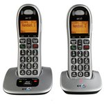 more details on BT Big Button 4000 Cordless Telephone - Twin.