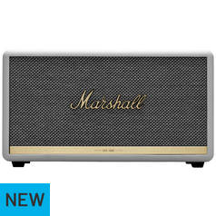 Marshall Stanmore II Bluetooth Speaker - White