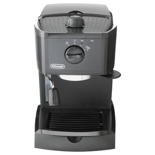 Buy Delonghi Ec146 Espresso Cappuccino Coffee Machine Coffee Machines Argos