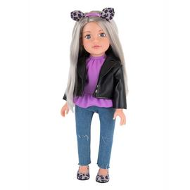 Chad Valley Designafriend Lottie Doll - 18inch/45cm