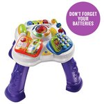 more details on VTech Play and Learn Activity Table.
