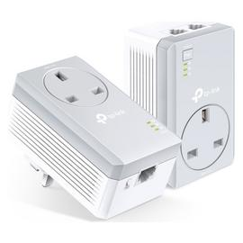TP-Link 600MPS Passthrough Powerline Kit