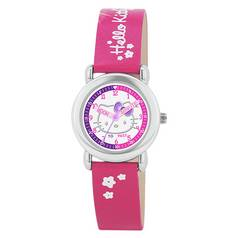 Hello Kitty Pink Time Teacher Watch