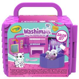 Crayola Washimals Beauty Salon Playset