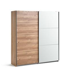 Habitat Holsted Large Mirror Sliding Wardrobe