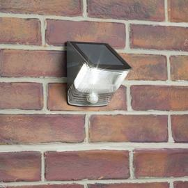 Ranex Solar LED Wall Light with Motion Sensor