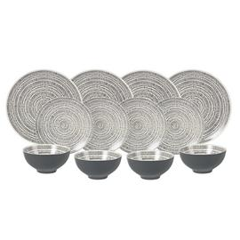 Argos Home Kanso Living 12 Piece Dinner Set