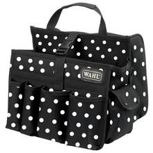 Wahl Hairdressing Polka Dot Multi-Compartment Tool Storage