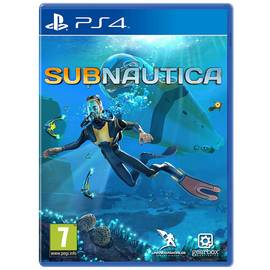 Subnautica PS4 Game