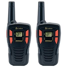 Cobra AM245 PMR 2-Way Radio - Twin