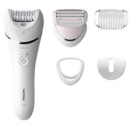 Philips Series 8000 Wet & Dry Advanced Epilator BRE710/01