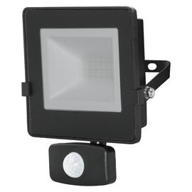 Luceco Slimline 10W LED PIR Floodlight