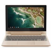 Lenovo C330 11.6 Inch 4GB 32GB 2-in-1 Chromebook - Gold