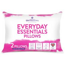 Slumberdown Everyday Essentials Pillow - 2 Pack