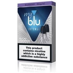 cef9a0c2662c My Blu Intense Liquidpods 2 Pack - 18mg Blueberry