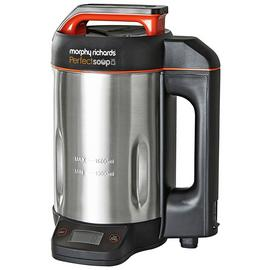 Morphy Richards 501025 Perfect Soup Maker - Metallic