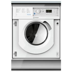 Indesit WMIL71452 Integrated 7KG 1400 Washing Machine -White