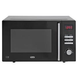 De'Longhi 900W Microwave with Grill AM820C - Black