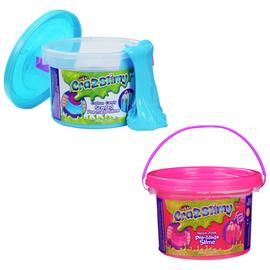 Cra-Z-Slimy Colour Slime Tub - 2 Pack